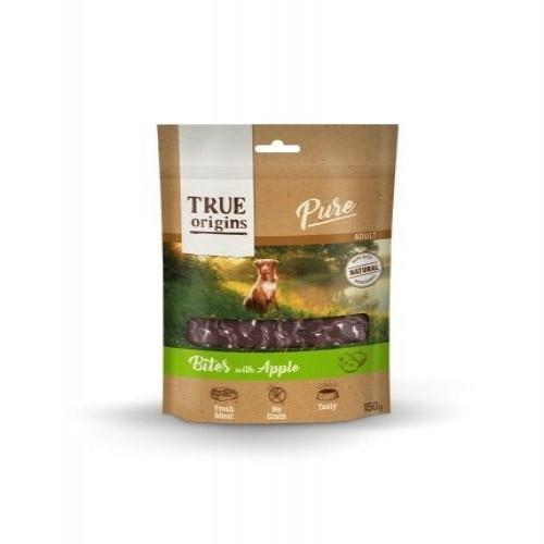 Snack True Origins Pure Bocaditos con Manzana
