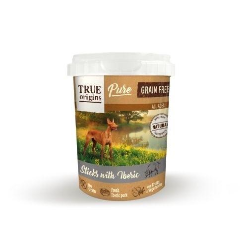 True Origins Pure Barritas Grain Free con Ibérico