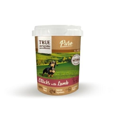 Snack True Origins Pure Barritas con Cordero