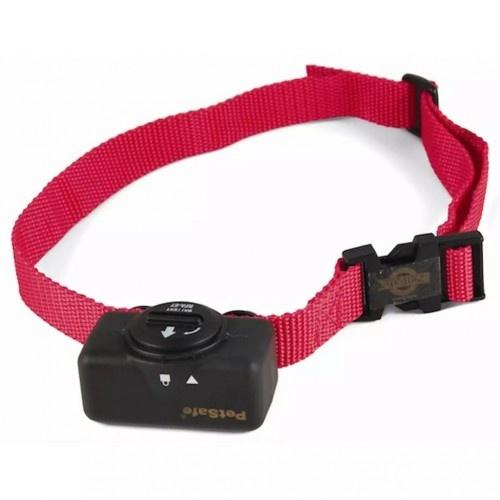 Collar de control de ladridos para perros color Rojo