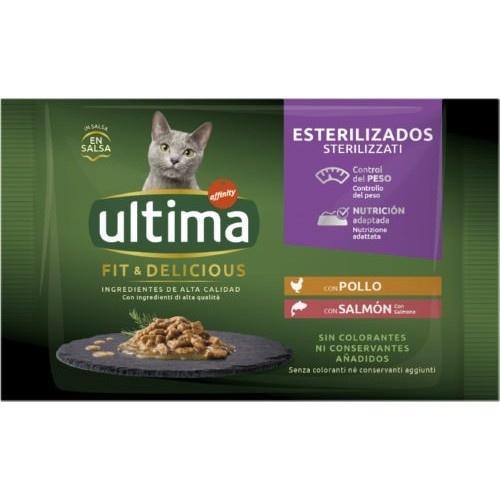Ultima Fit & Delicious Multipack Pollo y Salmón