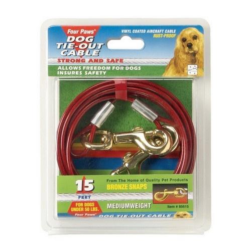 Cuerda de atado para exteriores color Rojo
