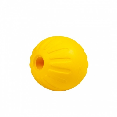 Pelota Supa Foam Ball extrafuerte para perros color Amarillo
