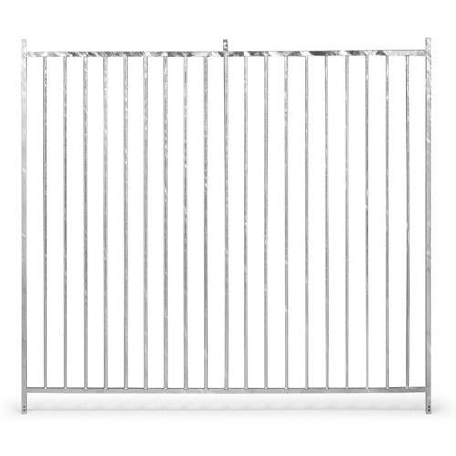 Panel lateral de barras antiescape