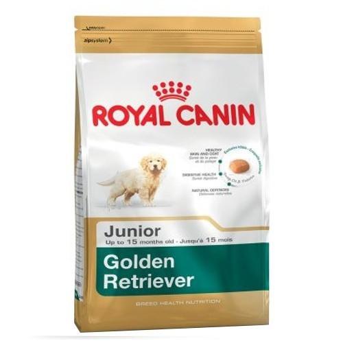 royal canin golden retriever junior tiendanimal. Black Bedroom Furniture Sets. Home Design Ideas