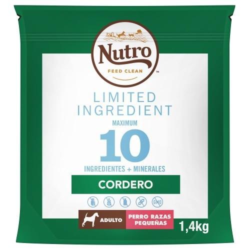 Nutro Limited Ingredients Cordero para perros pequeños