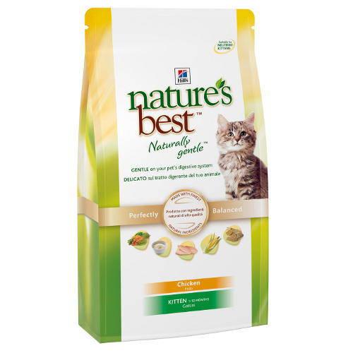 Hill\'s Nature\'s Best Feline Kitten - Tiendanimal
