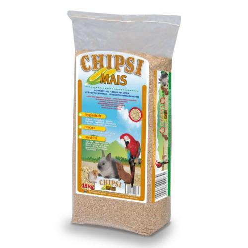 Lecho higienico de maiz para pequeñas mascotas y aves