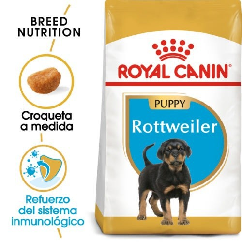 Royal Canin Rottweiler Puppy pienso seco para cachorros
