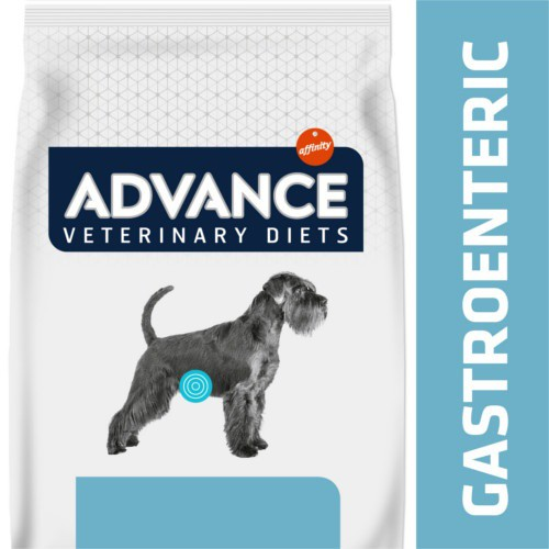 Pienso para perros Advance Veterinary Diets Gastroenteric Low Fat Canine