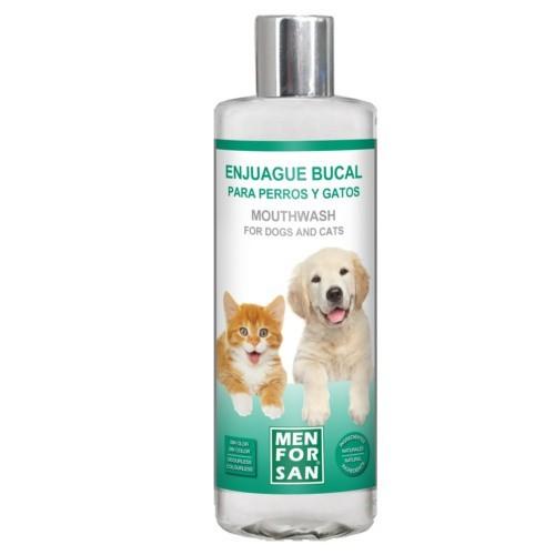 Enjuague bucal para el agua de tus mascotas