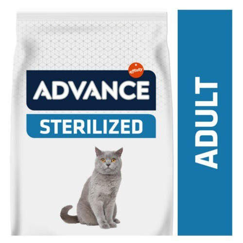 Advance Sterilized con Pavo