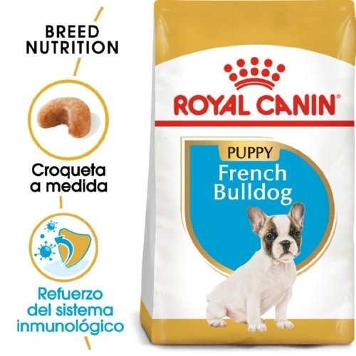 Royal Canin French Bulldog Puppy pienso seco para cachorro
