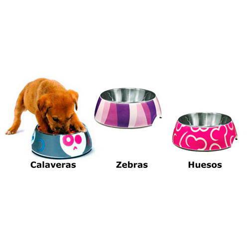Comederos Estilo 2 en 1 para perros - 160 ml