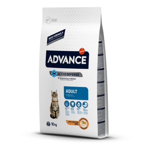 Pienso para gatos Advance Feline Adult Pollo y arroz