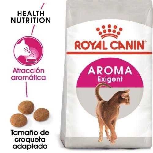 Royal Canin Aroma Exigent pienso para gato adulto