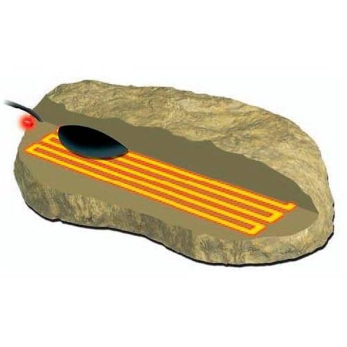 Exo Terra Heat Wave Rock Roca Calefactora de reptiles
