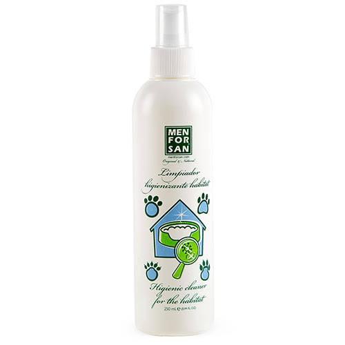 Menforsan limpiador higienizante de hábitat de mascotas