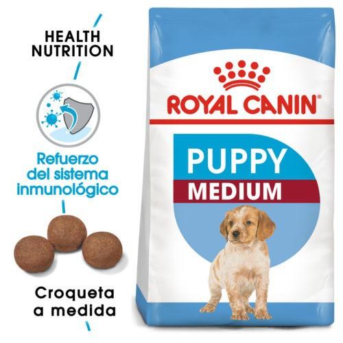 Royal Canin Medium Puppy pienso para cachorro