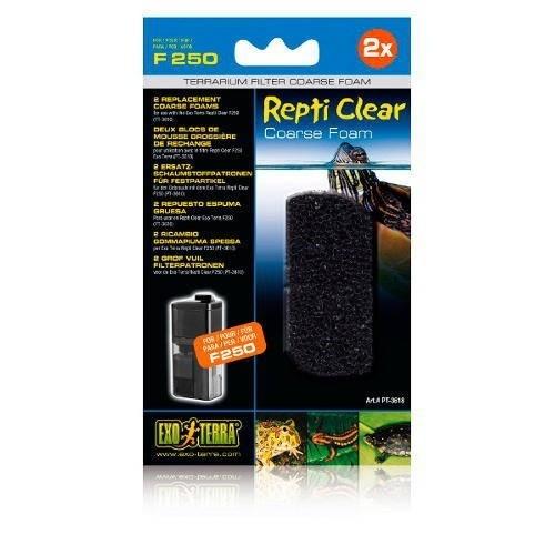 Repuesto esponja gruesa para filtros Reptil clear F250 y F350