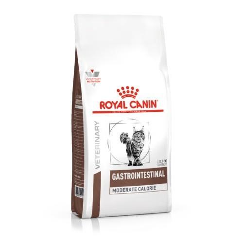 Royal Canin Gastrointestinal Moderate Calorie Gato