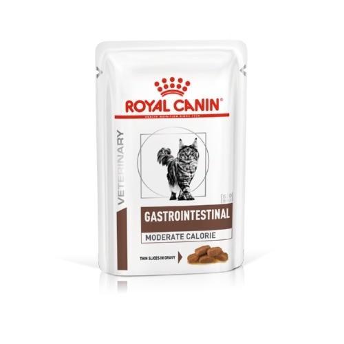 Royal Canin Gastrointestinal Moderate Calorie Gato húmedo