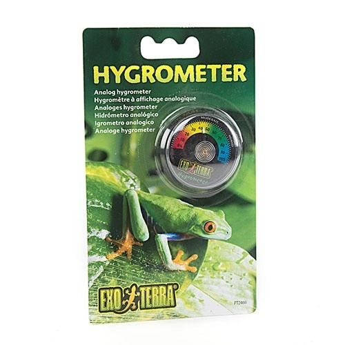 Higrómetro Exoterra