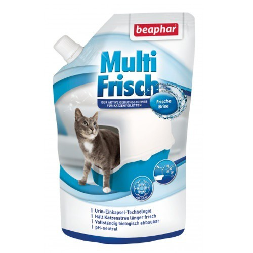 Neutralizador de olores para bandeja de gato