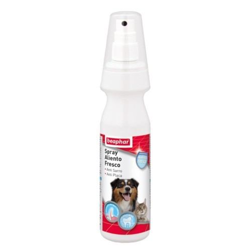 Spray dentífrico para perros Beaphar