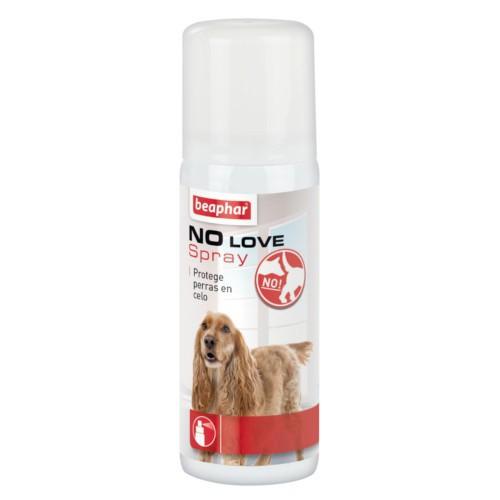 Spray anticelo para perras Beaphar