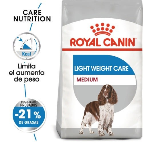 Royal Canin Light Weight Care pienso seco para perro adulto mediano