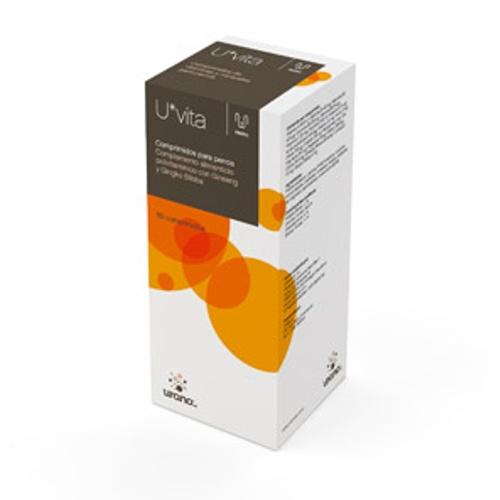 U-Vita comprimidos suplemento vitamínico para perros
