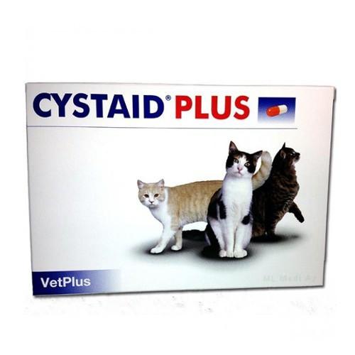 Cystaid mantiene la salud urinaria del gato