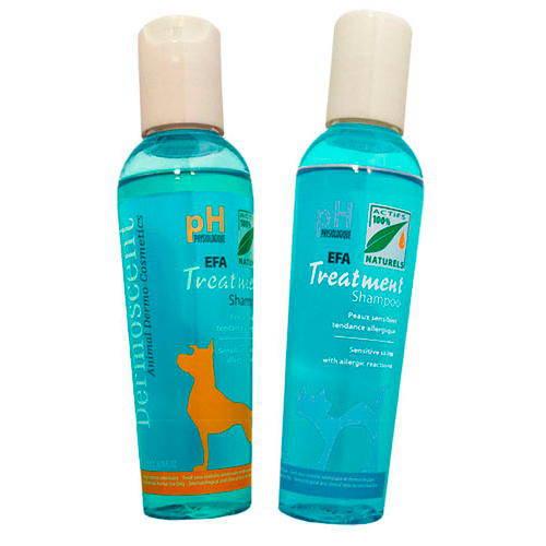 Dermoscent Champú tratamientos pieles sensibles para gatos