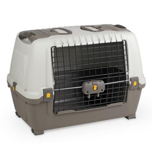 Transportín para perros especial coche TK-Pet Robustus