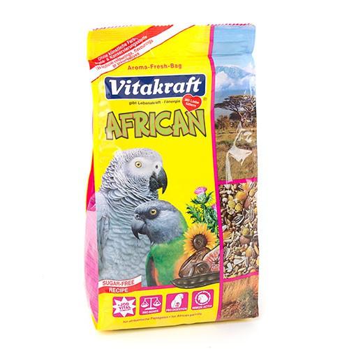 Vitakraft Alimento completo para loros grises africanos