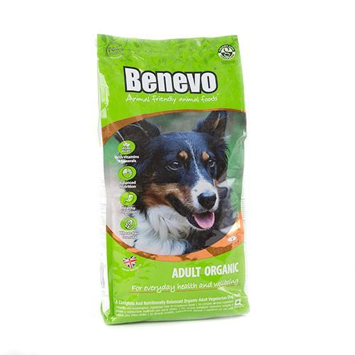Benevo Organic Pienso vegano para perros Adulto