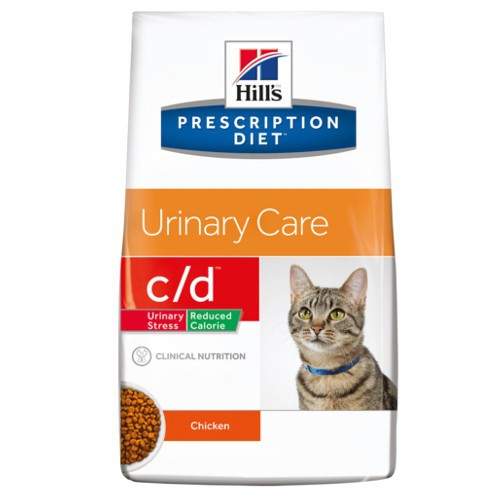 Hill´s Feline c/d Urinary Stress Reduced Calorie