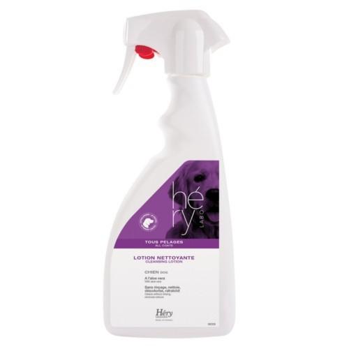 Loción limpiadora para todo tipo de pelo