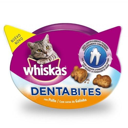 Whiskas Dentabits Dientes y encías limpias y sanas