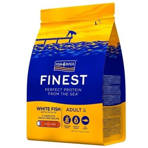 Fish4dogs Adult Complet Mini con pescado fresco