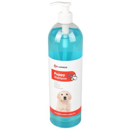 Champú con aceite de coco especial para cachorros