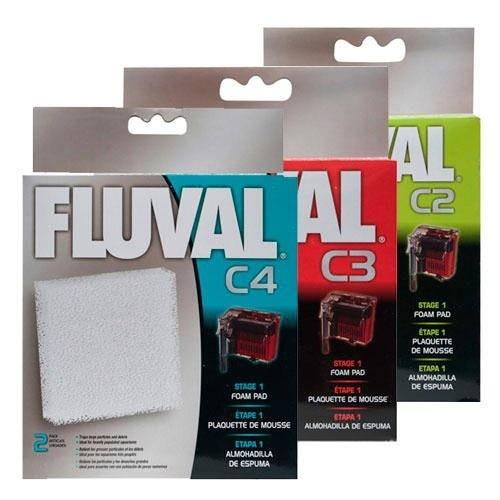 Foamex Recambio para filtro mochila Fluval C