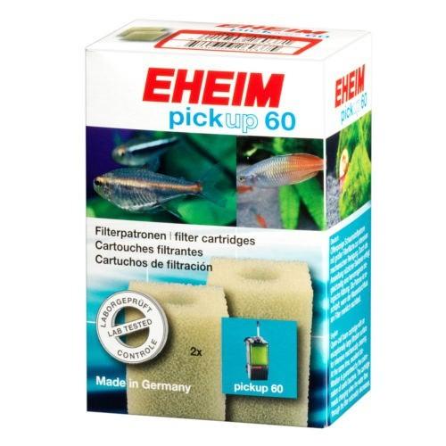 Cartucho de filtración de recambio para filtro Eheim Pick up
