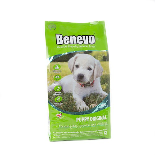 Benevo Puppy Complet Pienso vegano para cachorros