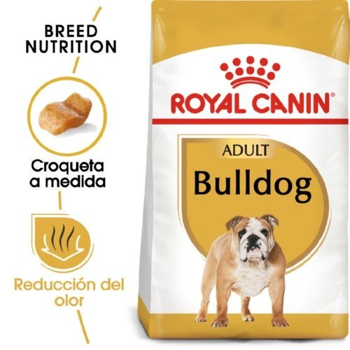 Royal Canin Bulldog Adult pienso seco para perro adulto