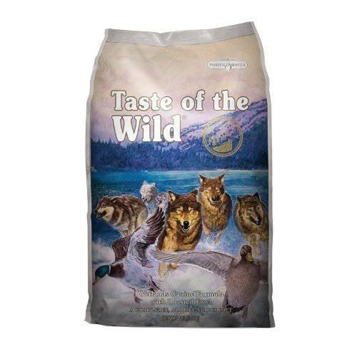 Taste of the Wild Wetlands Canine con Pato asado