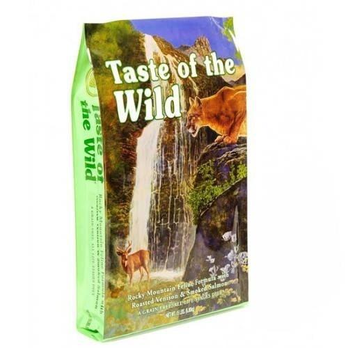 Taste of the Wild Rocky Mountain Feline