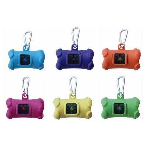 Dispensador de bolsas para excrementos - Hueso