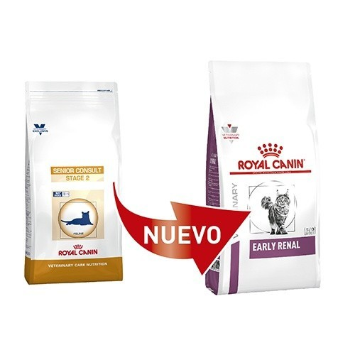 Royal Canin Feline Senior Consult Stage 2 Seco